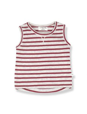 1+ in the family Eze Tanktop Red