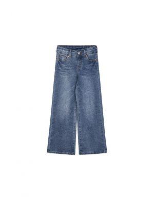 I Dig Denim Harper Wide Jeans Blue