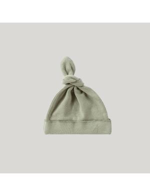 Susukoshi - Organic Knotted Hat Sage