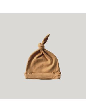 Susukoshi - Organic Knotted Hat Sunkissed