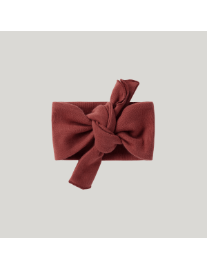 Susukoshi - Organic Headband Burnt Orange