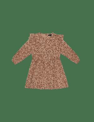 House of Jamie Girls Dress Terra Blush Blossom
