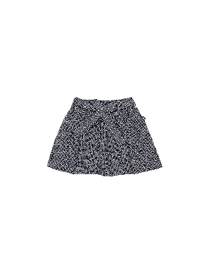 House of Jamie Mini Bow Skirt Vintage Blue Cardhouse