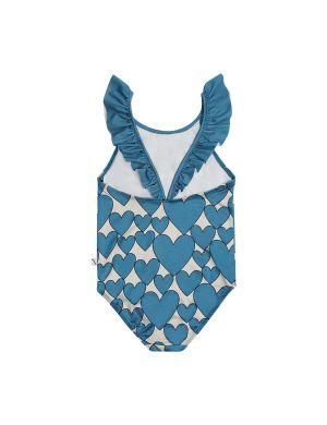 CarlijnQ Swimsuit Hearts Ruffled