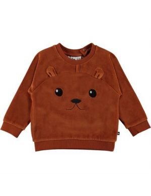 Molo Derry Baby Sweater Iron