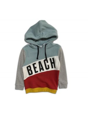 Cos I Said So Beach Freak Hoodie Tourmaline