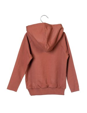 Little Hedonist Hooded Sweater Joy Auburn