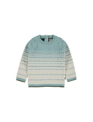 Kidscase Leo NB sweater light blue