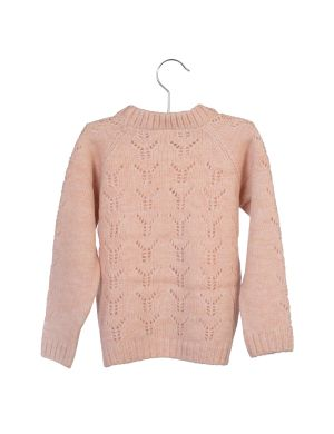 Little Hedonist Knitted Sweater Lesha Cameo Rose