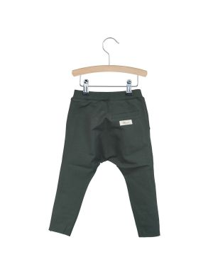Little Hedonist Baggy Pants Lou Pirate Black