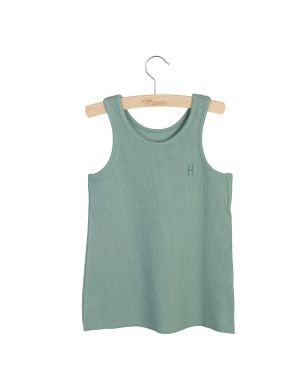 Little Hedonist Tanktop Maddy Chinois Green