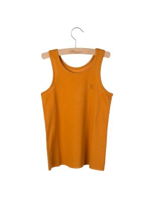 Little Hedonist Tanktop Maddy Pumpkin Spice