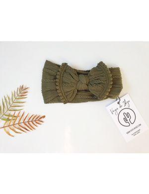 Vega Basics Haarband Mariposa Khaki