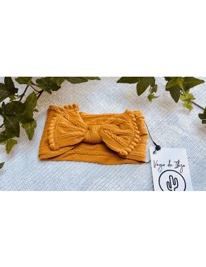 Vega Basics Haarband Mariposa Saffron