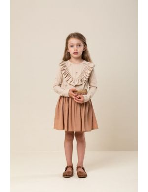 MarMar Cph Sus Skirt Rose Brown