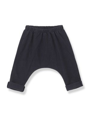 1+ in the family Matera Baggy Pants Blue Notte