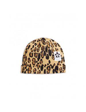 Mini Rodini Baby Beanie Leopard