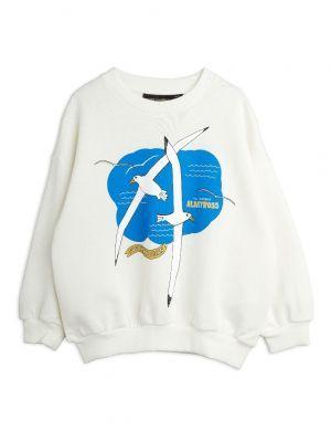 Mini Rodini Albatross sp Sweatshirt White