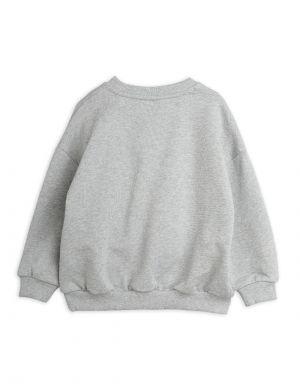 Mini Rodini Turtle sp Sweatshirt Grey Melange