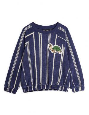 Mini Rodini Turtle Terry Sweatshirt
