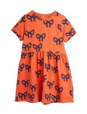 Mini Rodini Bow aop SS Dress