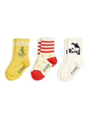 Mini Rodini Float 3-pack Socks