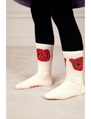 Mini Rodini Dog Socks 3-pack