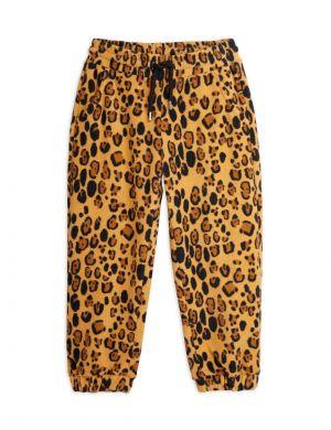 Mini Rodini Leopard Fleece Trousers