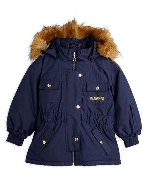 Mini Rodini Soft Ski Jacket Navy