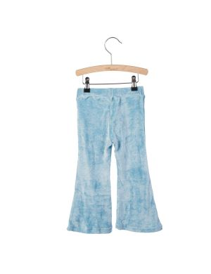 Little Hedonist Flared Legging Blue Fog