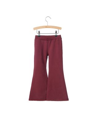 Little Hedonist Flared Legging Monroe Cordovan