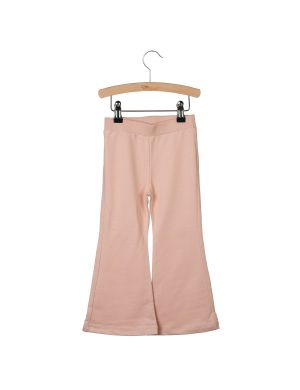 Little Hedonist Flared Pants Monroe Cameo Rose