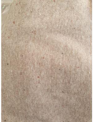 Susukoshi - Organic Kimono Bodysuit SS Mushroom Speckled