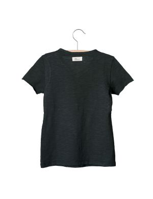Little Hedonist tshirt Nik Pirate Black