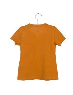 Little Hedonist tshirt Nik Pumpkin Spice