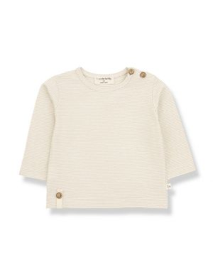 1+ in the family Odon Longsleeve Shirt Beige