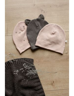 1+ in the family Mull Beanie Terrau