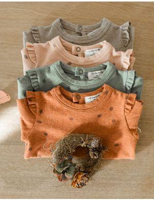1+ in the family Saboredo Shirt Rose