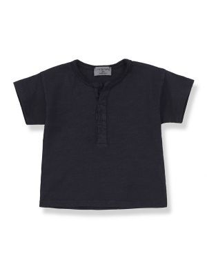 1+ in the family Padua Shirt ss Blue Notte