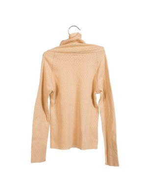 Little Hedonist Turtle Shirt Pascal Beige Ajour