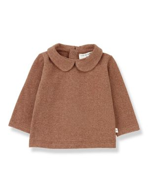 1+ in the family Pineta Blouse Toffee