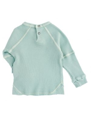 Tocoto Vintage Longsleeve Grow With The Sun Mint