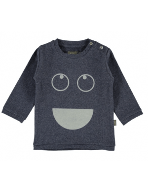 Kids Case Sam organic print t-shirt