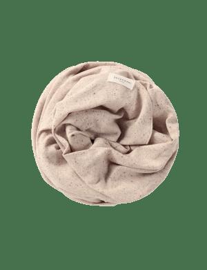 Susukoshi - Organic Swaddle Blanket Beige Speckled
