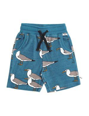 CarlijnQ Bermuda Seagull Blue