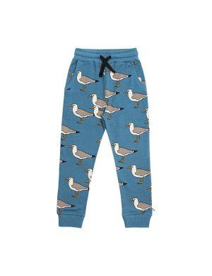 CarlijnQ Sweatpants Seagull Blue