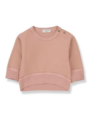1+ in the family Siracusa Sweatshirt Rose