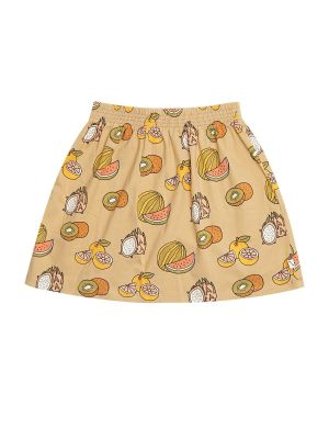 CarlijnQ Skirt Summer Fruit