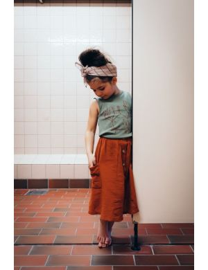 Ammehoela Romee Skirt Roest