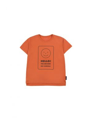 Tiny Cottons SS TEE HELLO